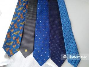 Сет галстуков CHARLESTON The Rack и другие. One size.