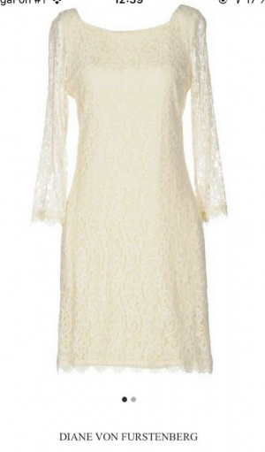 Платье DIANE VON FURSTENBERG 46 размер