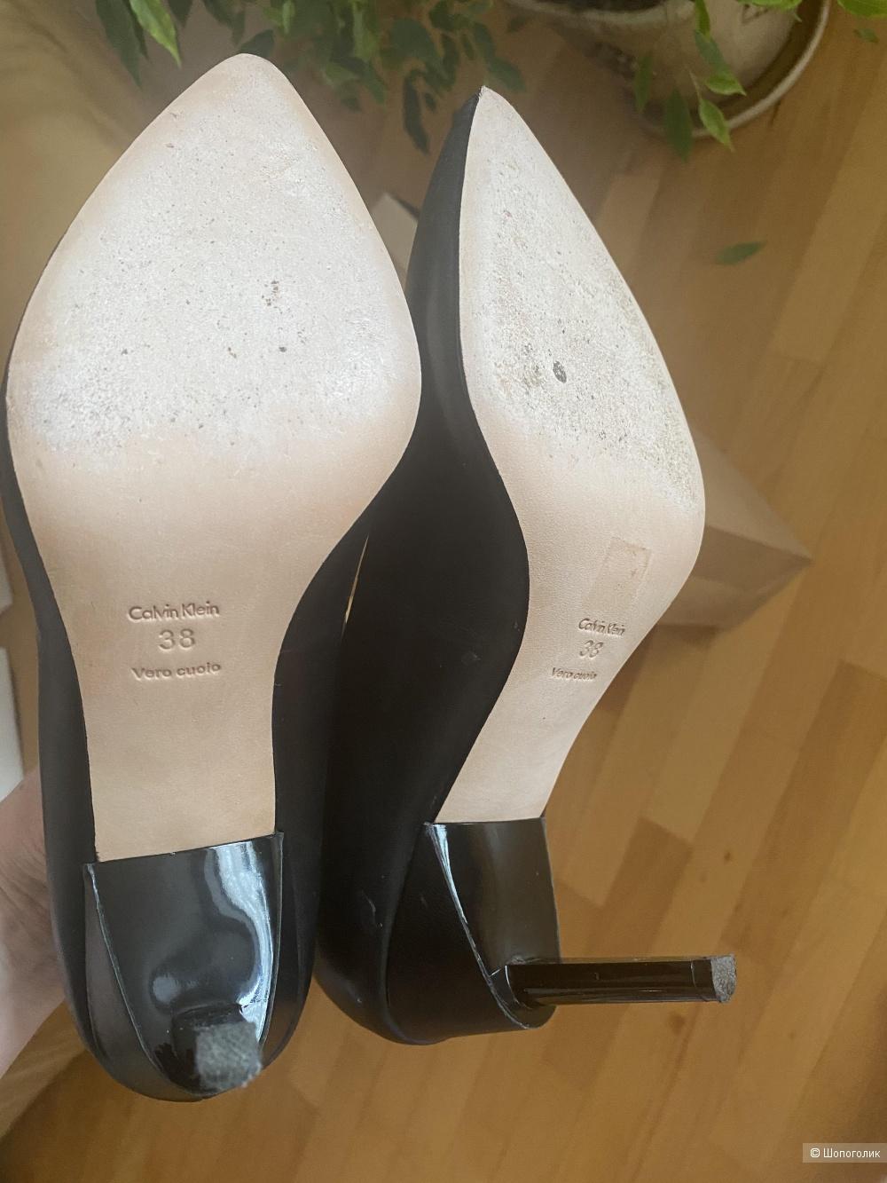Туфли Calvin Klein 38 размер