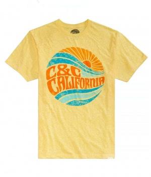 C & C California футболка L
