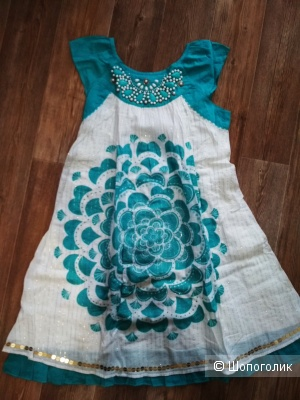 Платье monsoon размер 10-11 лет
