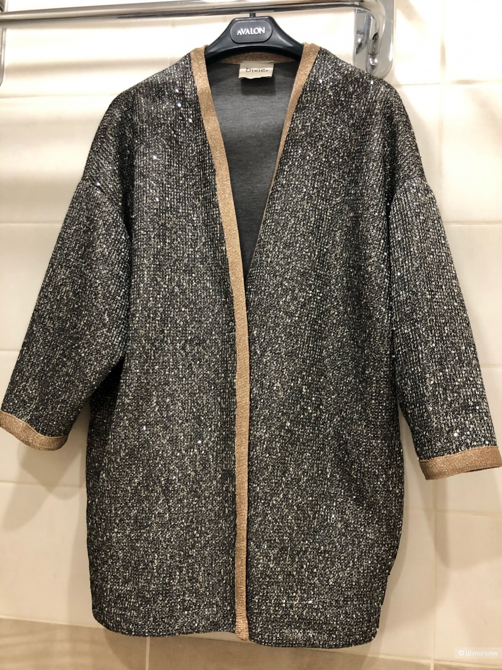 Пальто  DIXIE.Размер 42-48.