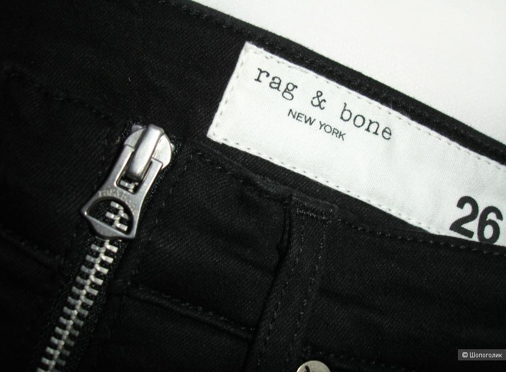 Джинсы Rag & Bone, размер 26