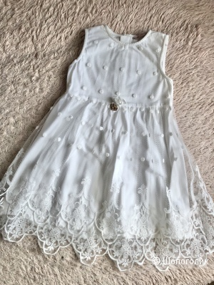 Платье Miss Blumarine р.6A