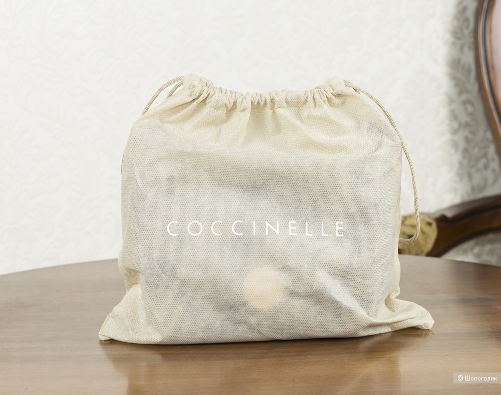 Сумка-сэтчел женская, Coccinelle Clessidra, small.