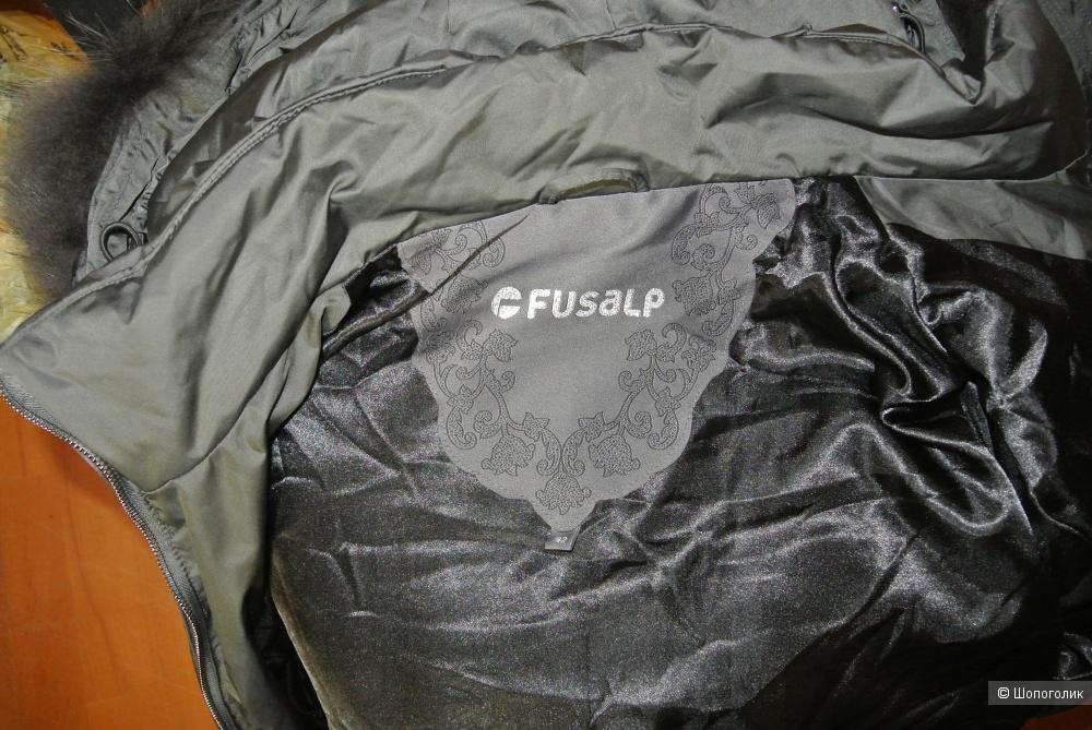 Пуховик Fusalp 42 французского размера