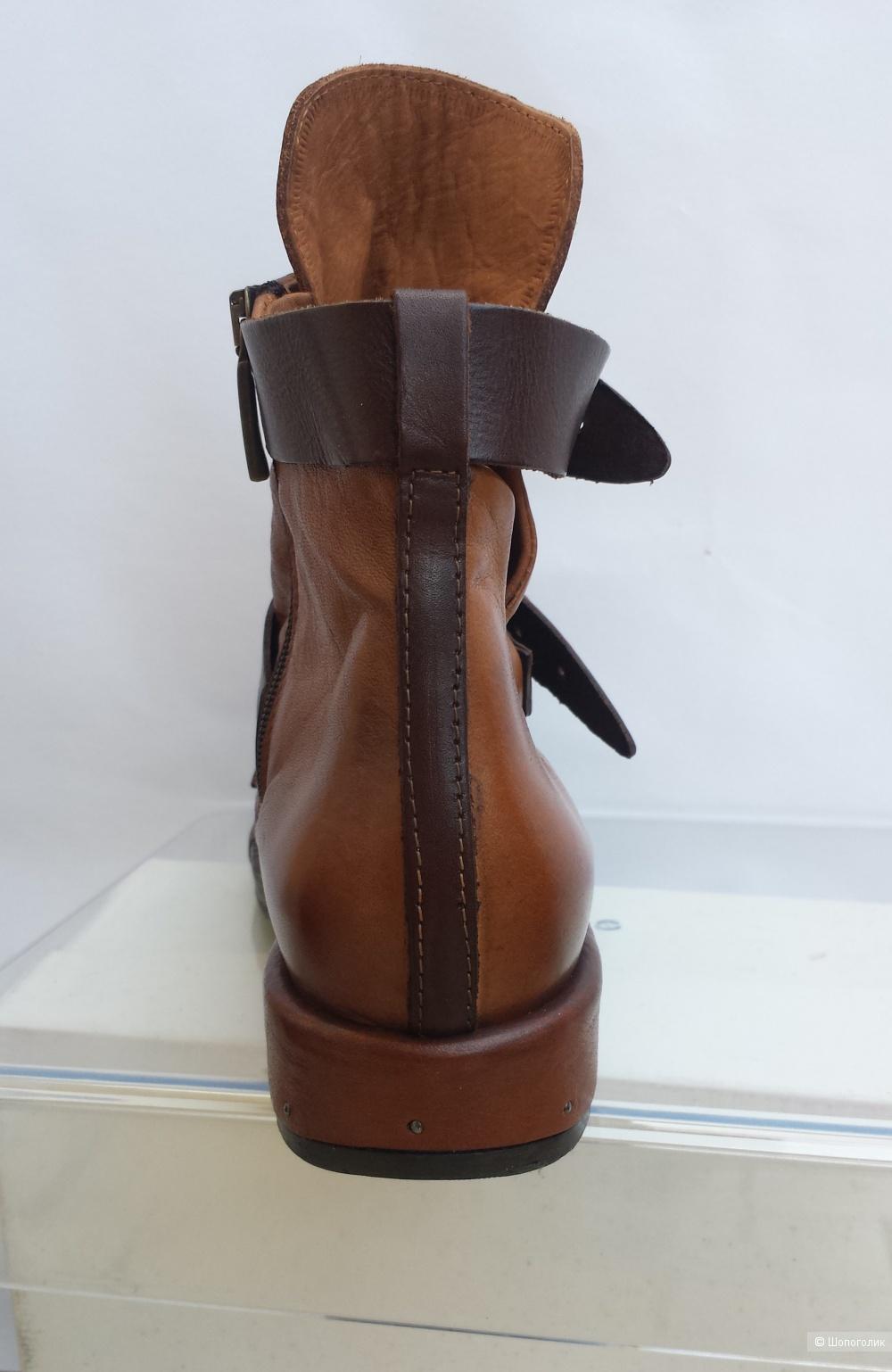 Ботинки женские pierfrancesco vincenti 37 размер