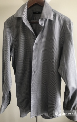 Сорочка Hugo Boss размер 39\15,5