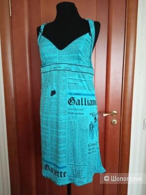 Платье John Galliano L