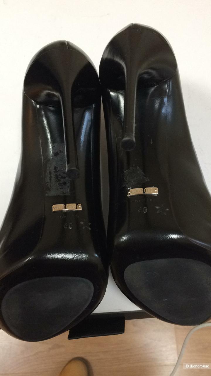 Ботинки GUCCI размер 39-40
