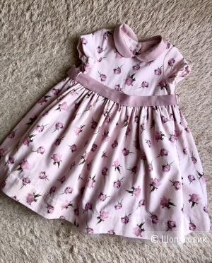 Платье Monnalisa р.24 месяца