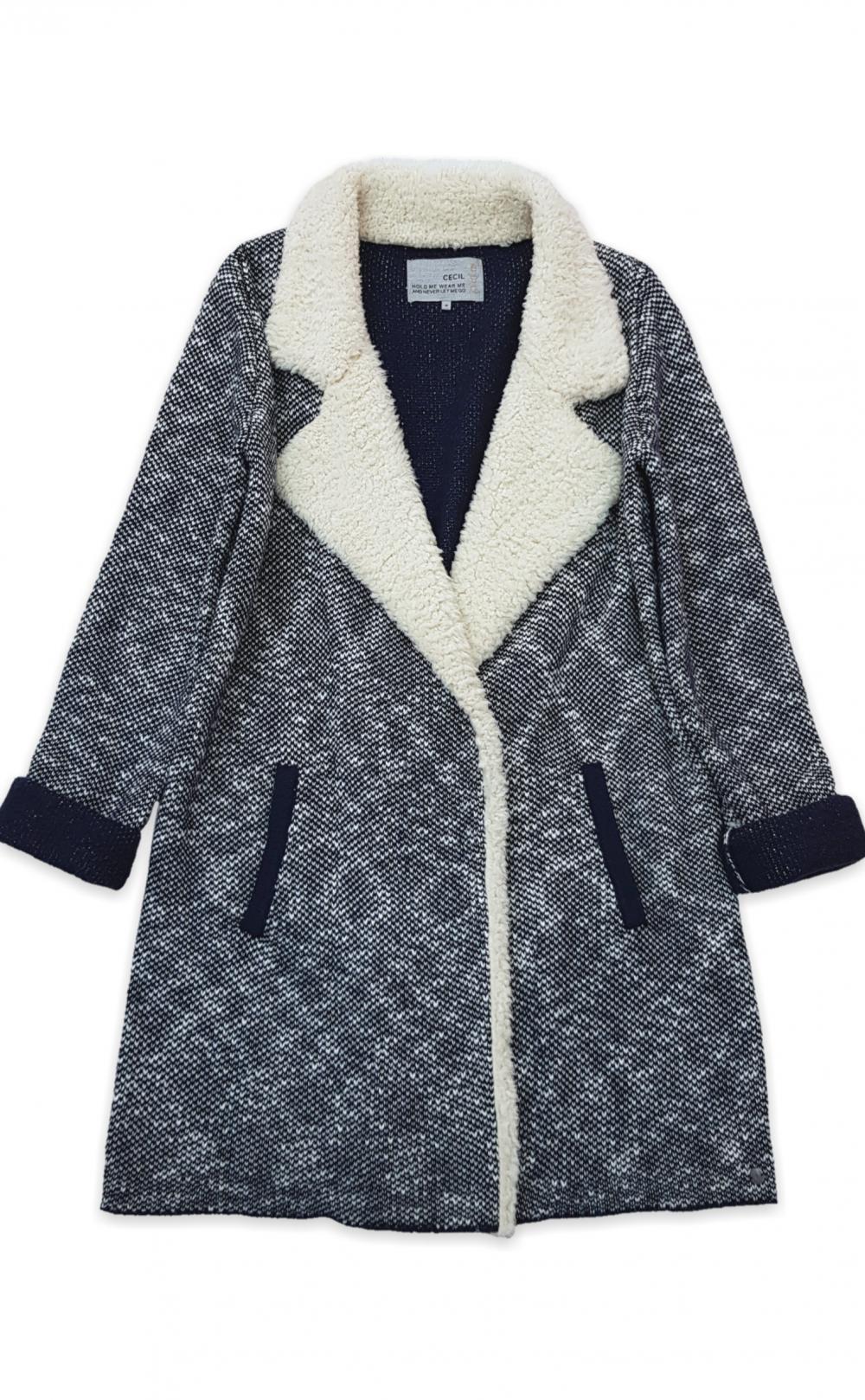 Пальто-кардиган Cecil S/M