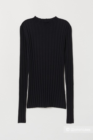 Джемпер из мериносовой шерсти H&M Premium Quality, размер: S (42-44).