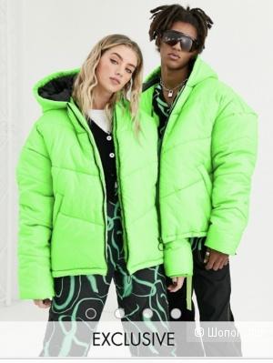 Дутая куртка Collusion  M-L-XL
