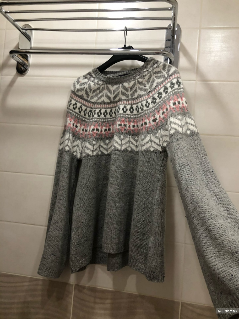 Свитер  MARKS & SPENCER  COLLECTION.Размер L-XL