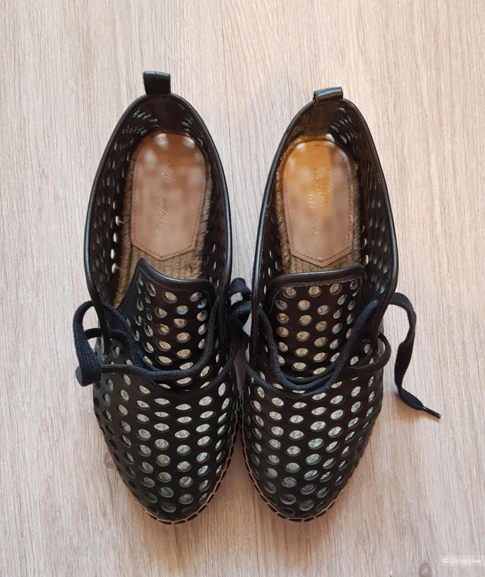 Ботинки LOEFFLER RANDALL. Размер 35