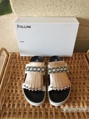 Сандалии пантолеты Pollini,  38