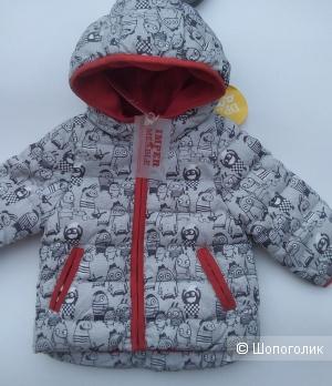 Куртка dpam 1 год