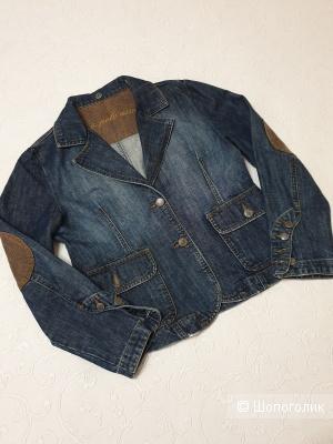 Джинсовый пиджак U.S.polo assn р. L
