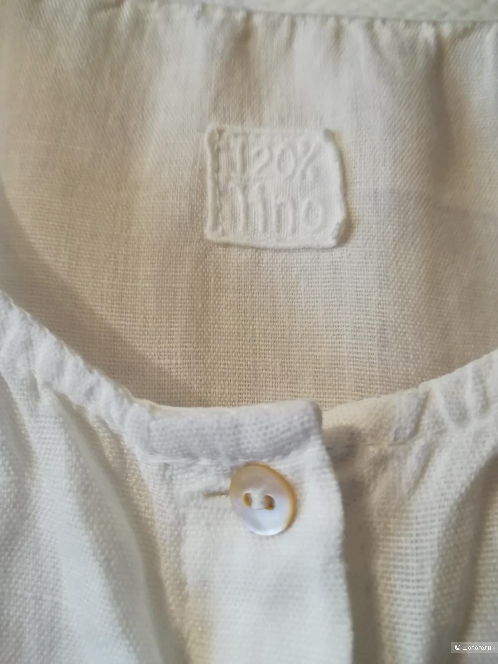 Платье 120%lino, s/m