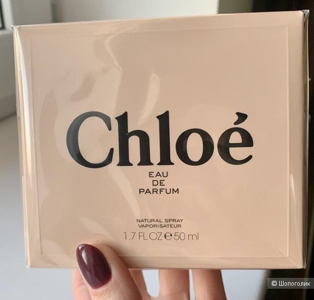 Парфюмерная вода, Chloe, 50 мл