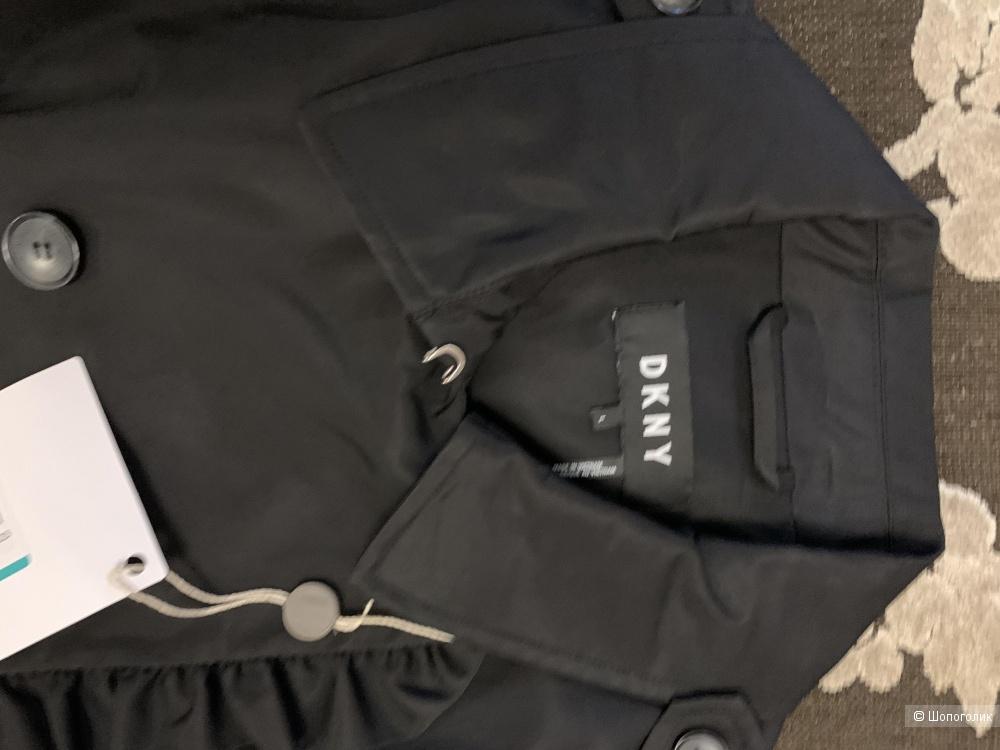 Плащ DKNY размер L
