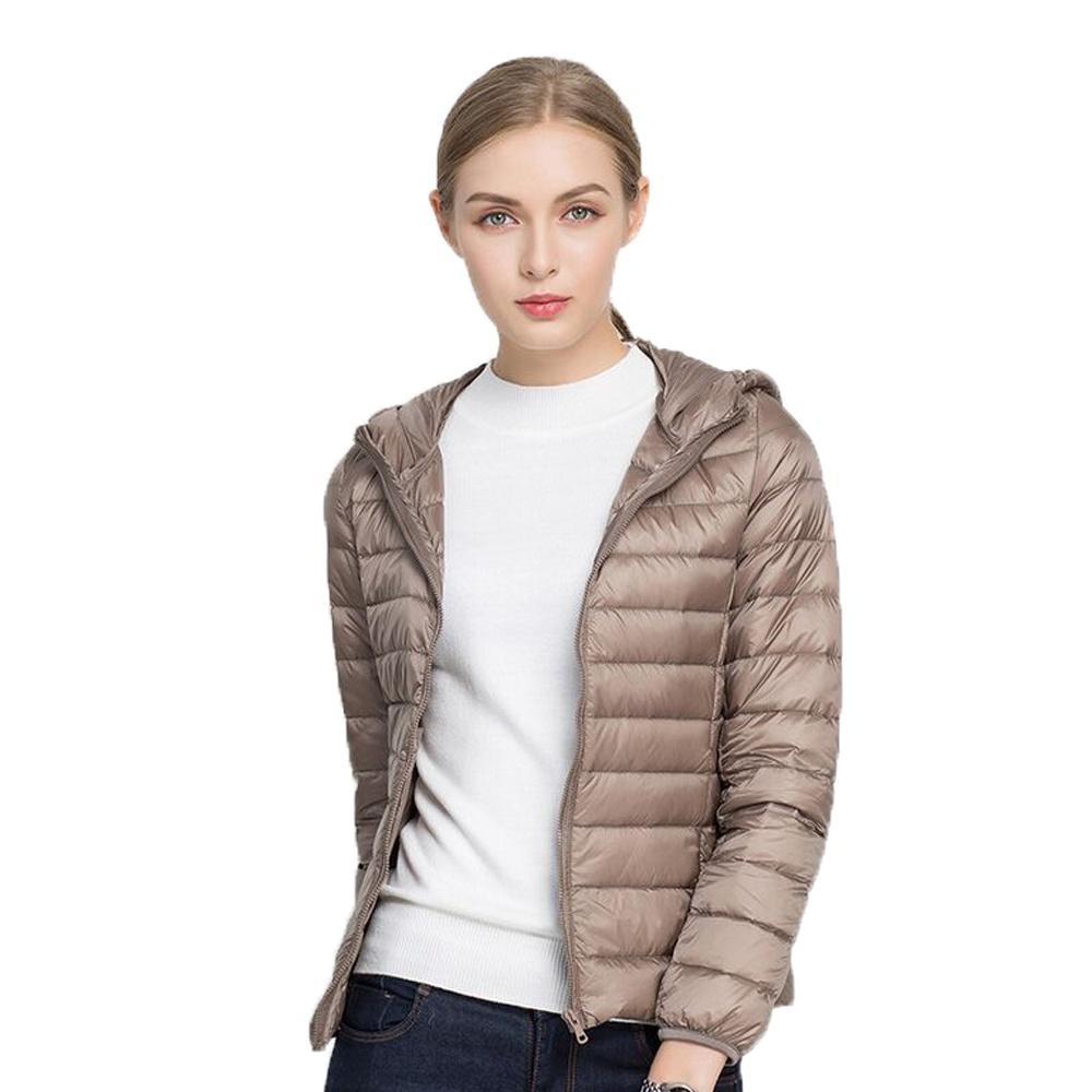 Ультралегкая куртка-пуховик размер 42-44