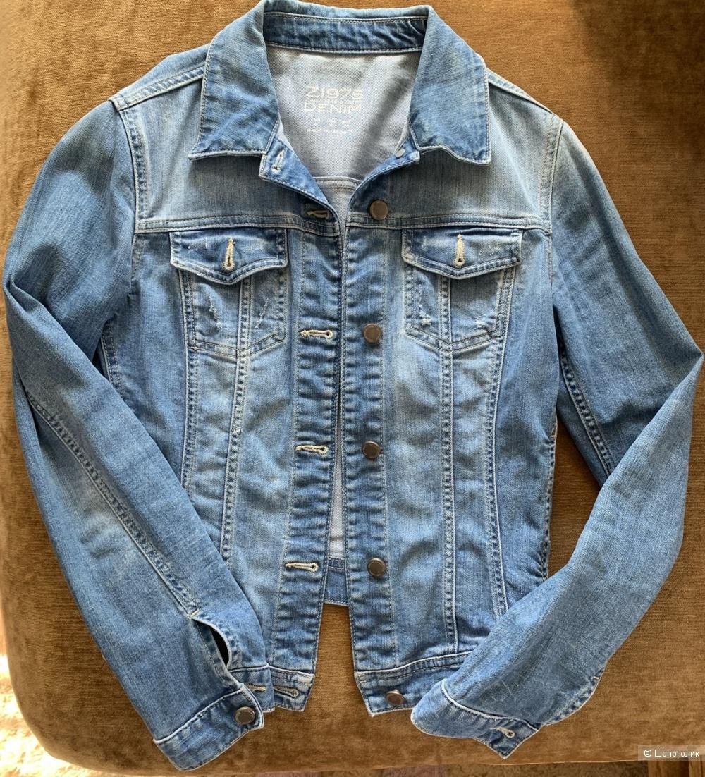 Джинсовая куртка, Zara, S