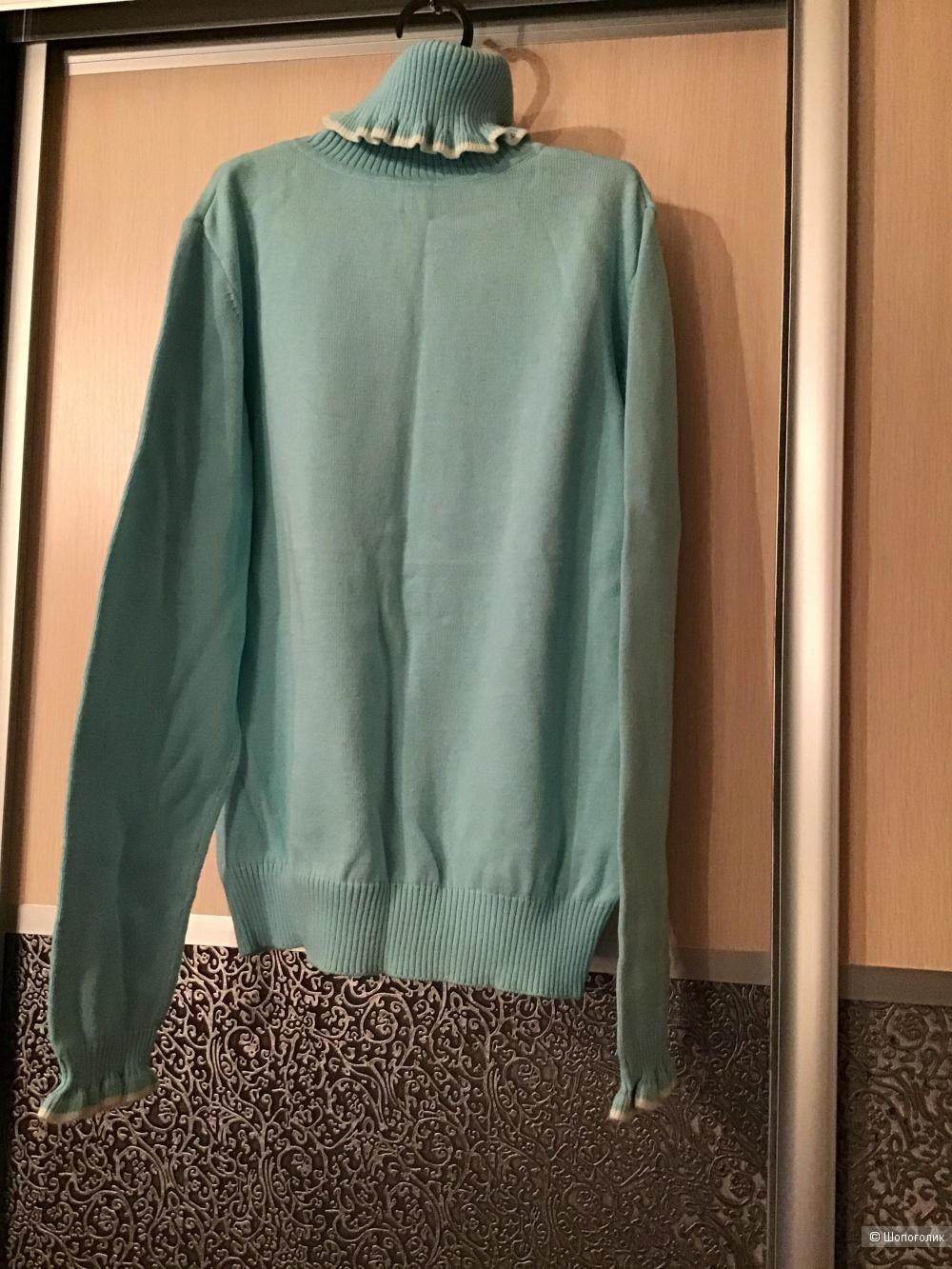 Пуловер—водолазка Модис, 152 (12 лет)