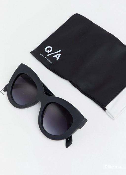 Солнцезащитные очки Quay Australia, one size