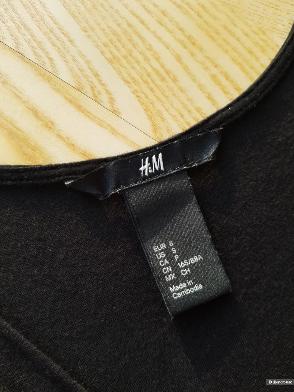 Топ H&M S размер