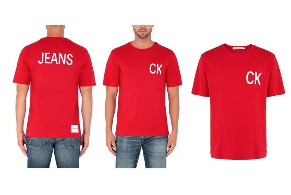 Мужская футболка Calvin Klein Jeans размер М