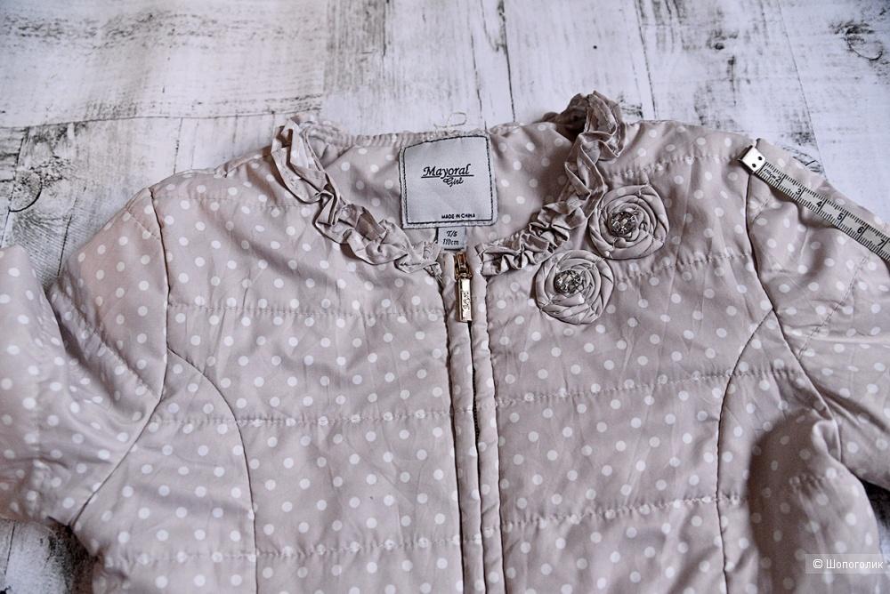 Куртка Mayoral, 110-116 cм