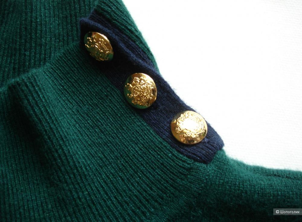 Кашемировый свитер Ralph Lauren, размер XS