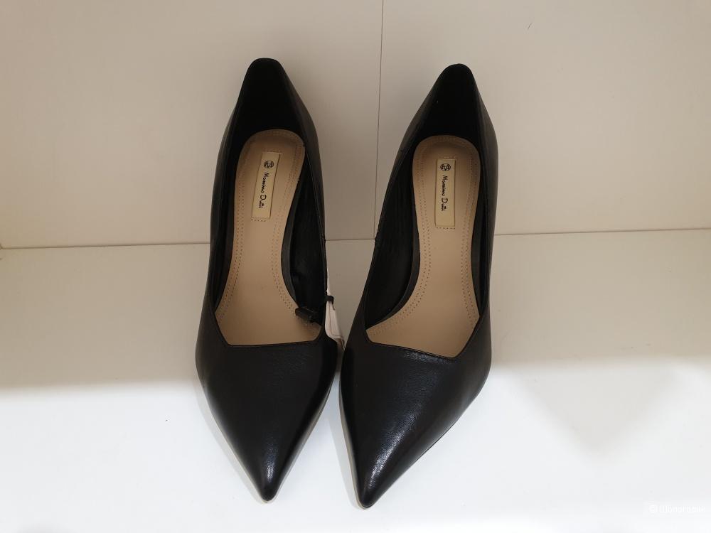 Туфли Massimo dutti 36 размер