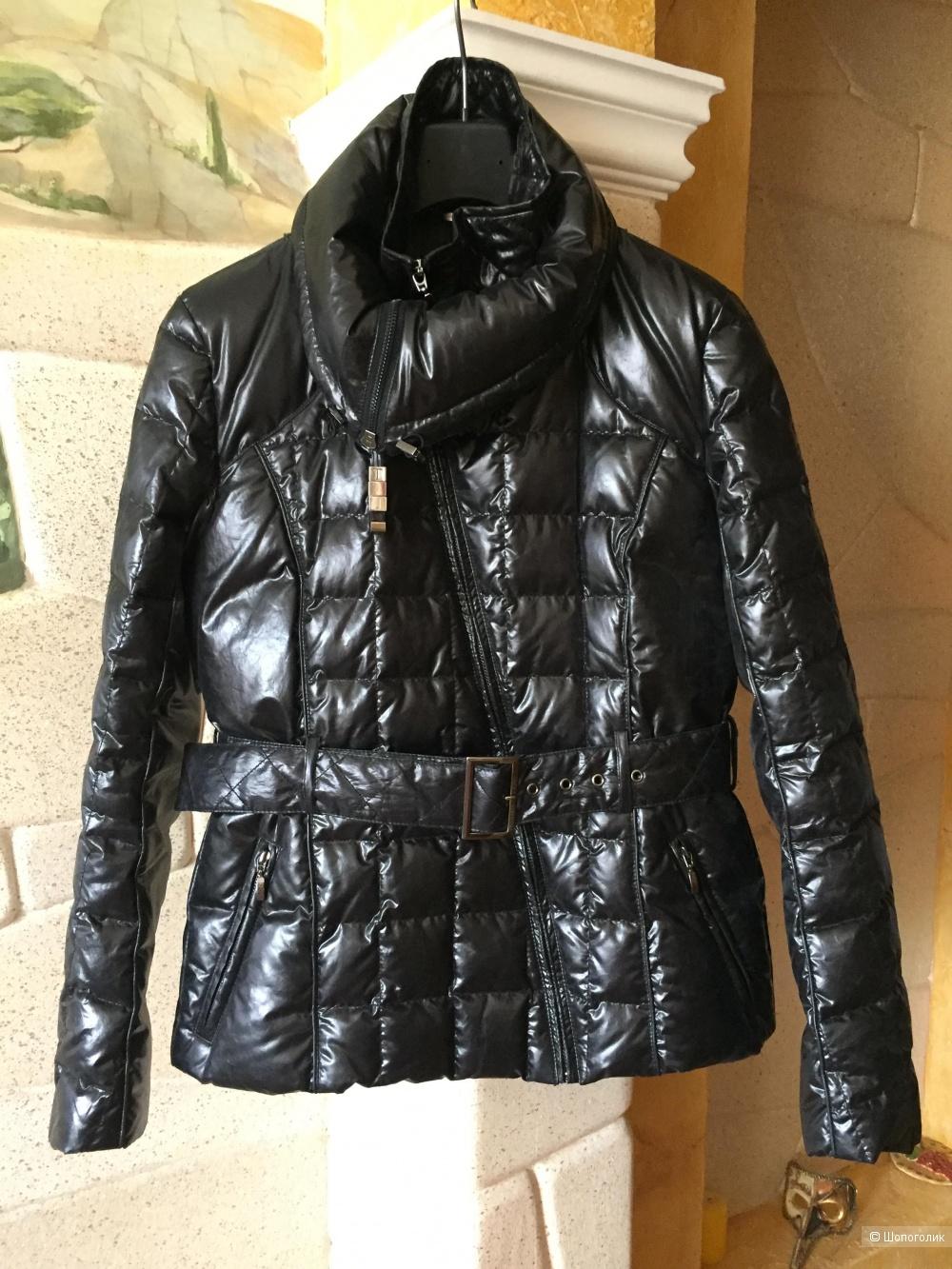 Пуховик куртка Trussardi , IT42 (42-44)