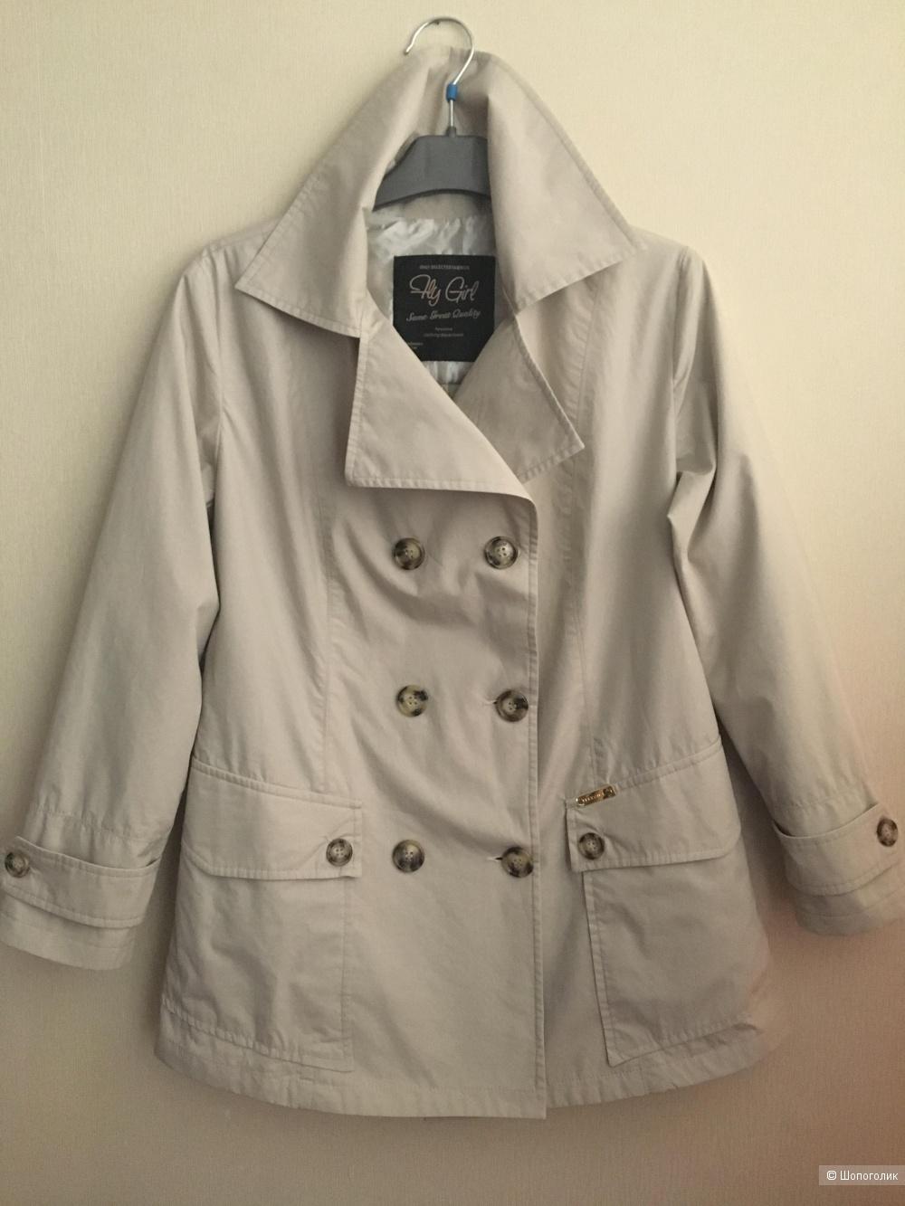 Куртка-ветровка Fly Girl,размер М