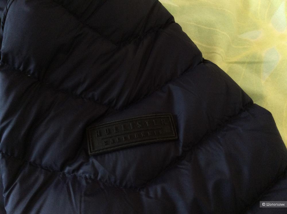 Пальто - пуховик Hollister, размер XL