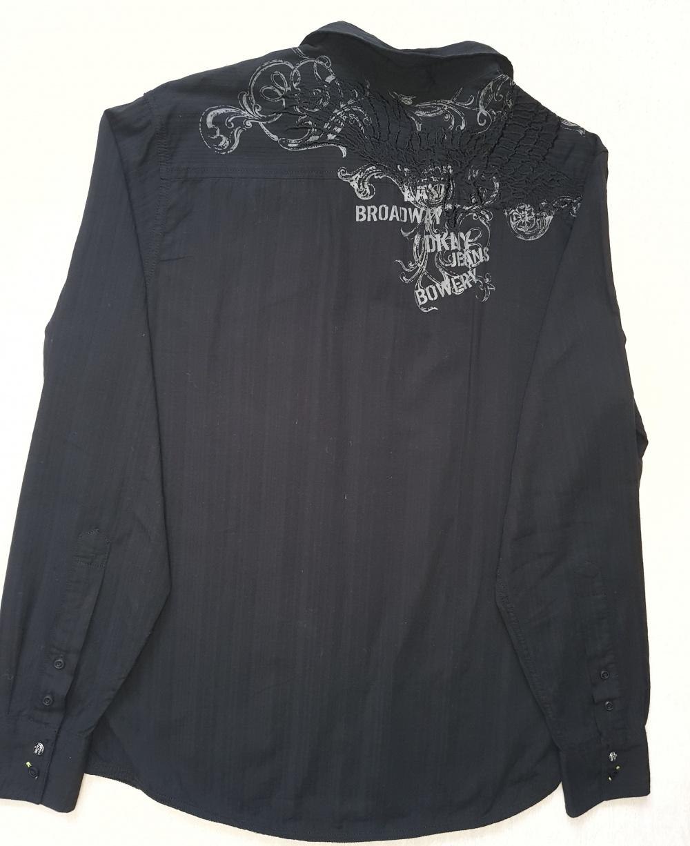 Рубашка DKNY jeans размер L