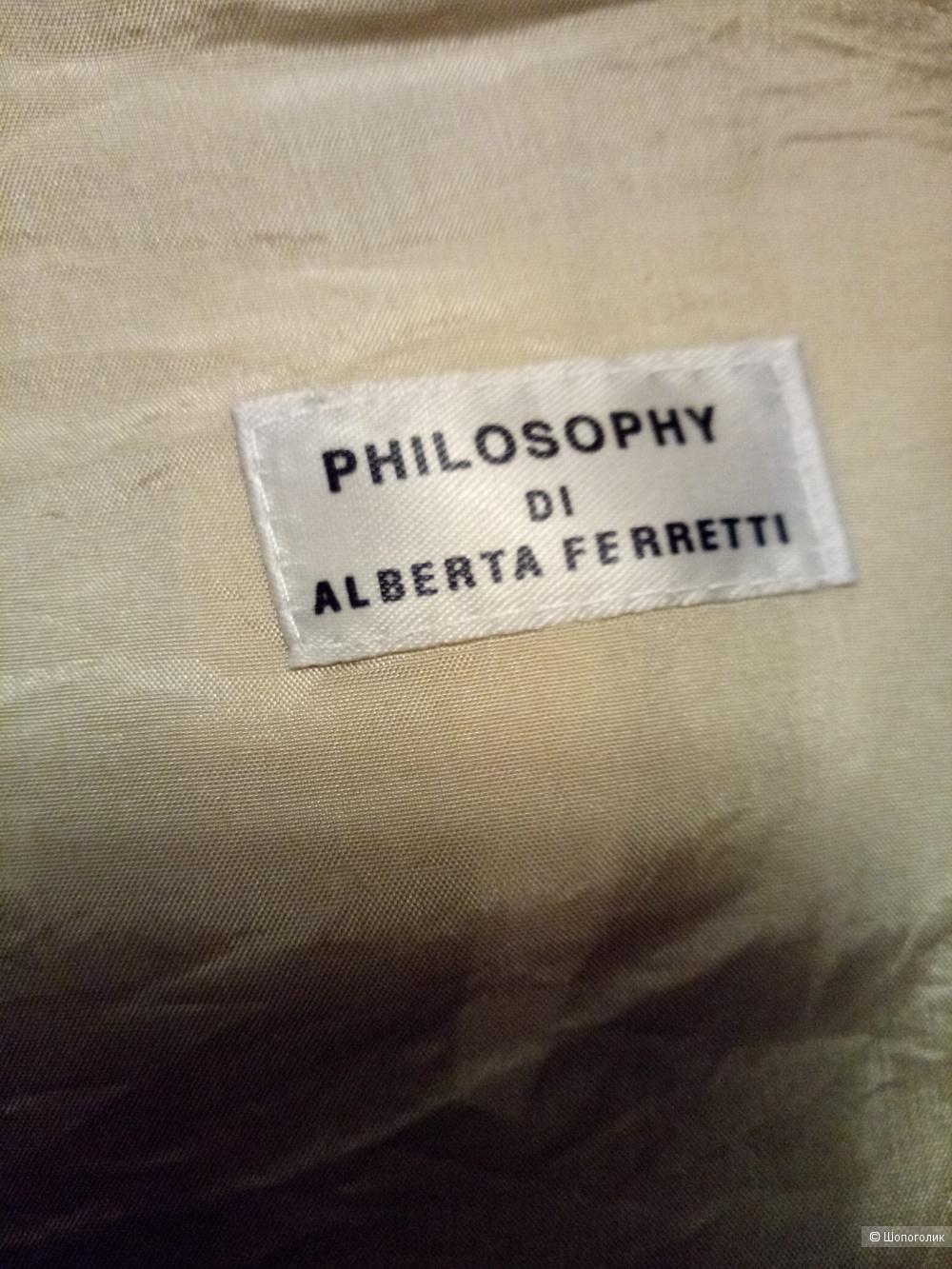 Жакет Philosophy di Alberta Ferretti, размер 46 рос