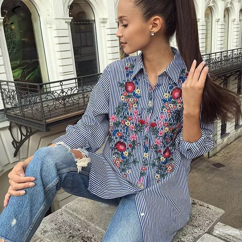 Блузка Noname M