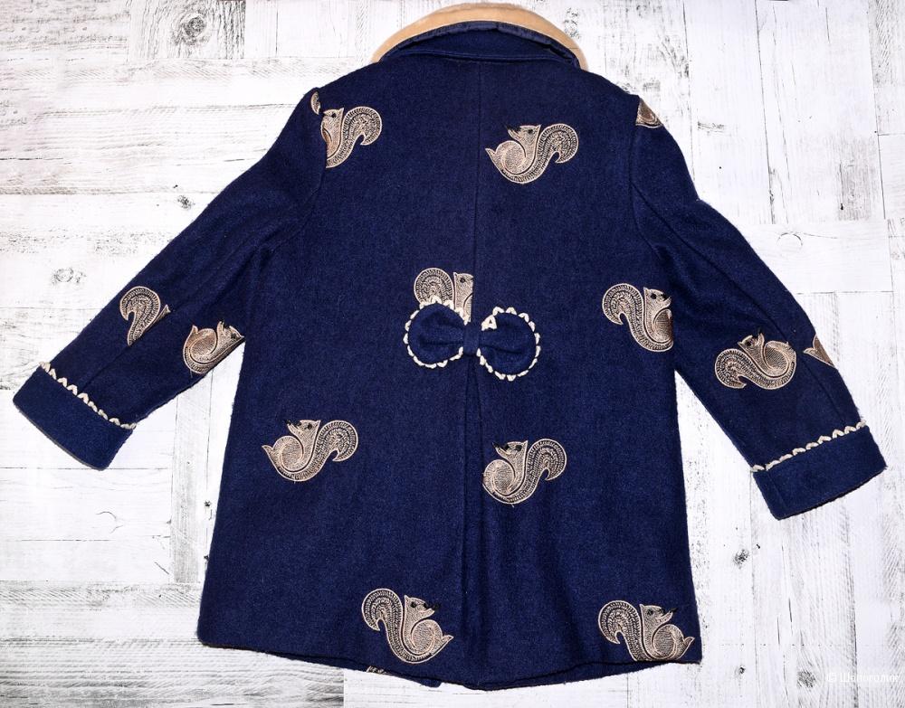 Пальто Carsamono, 110-116-120 см