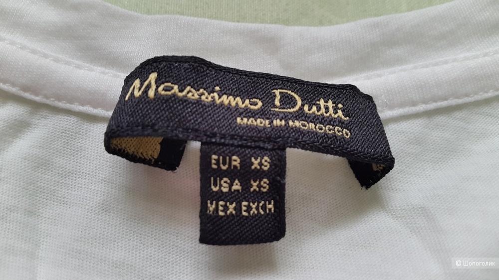 Футболка Massimo Dutti XS-S