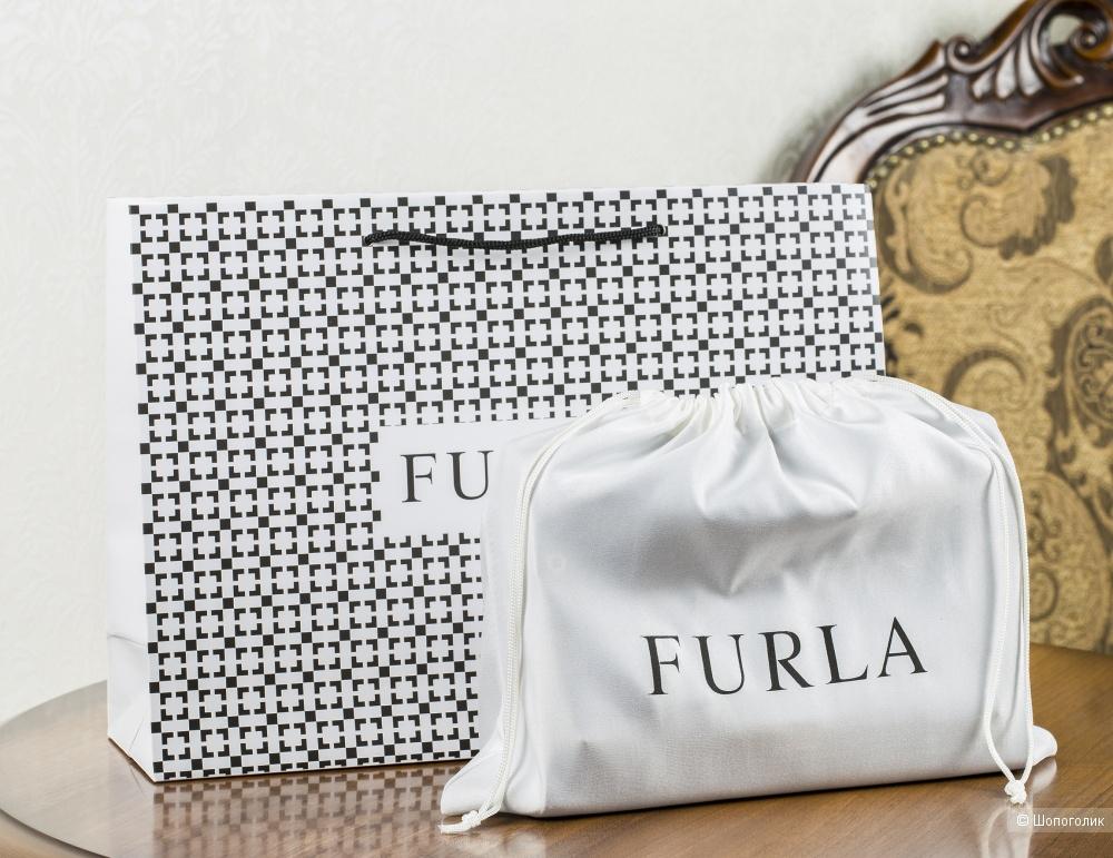 Сумка-сэтчел (кроссбоди) женская, - Furla Like Mini, medium.