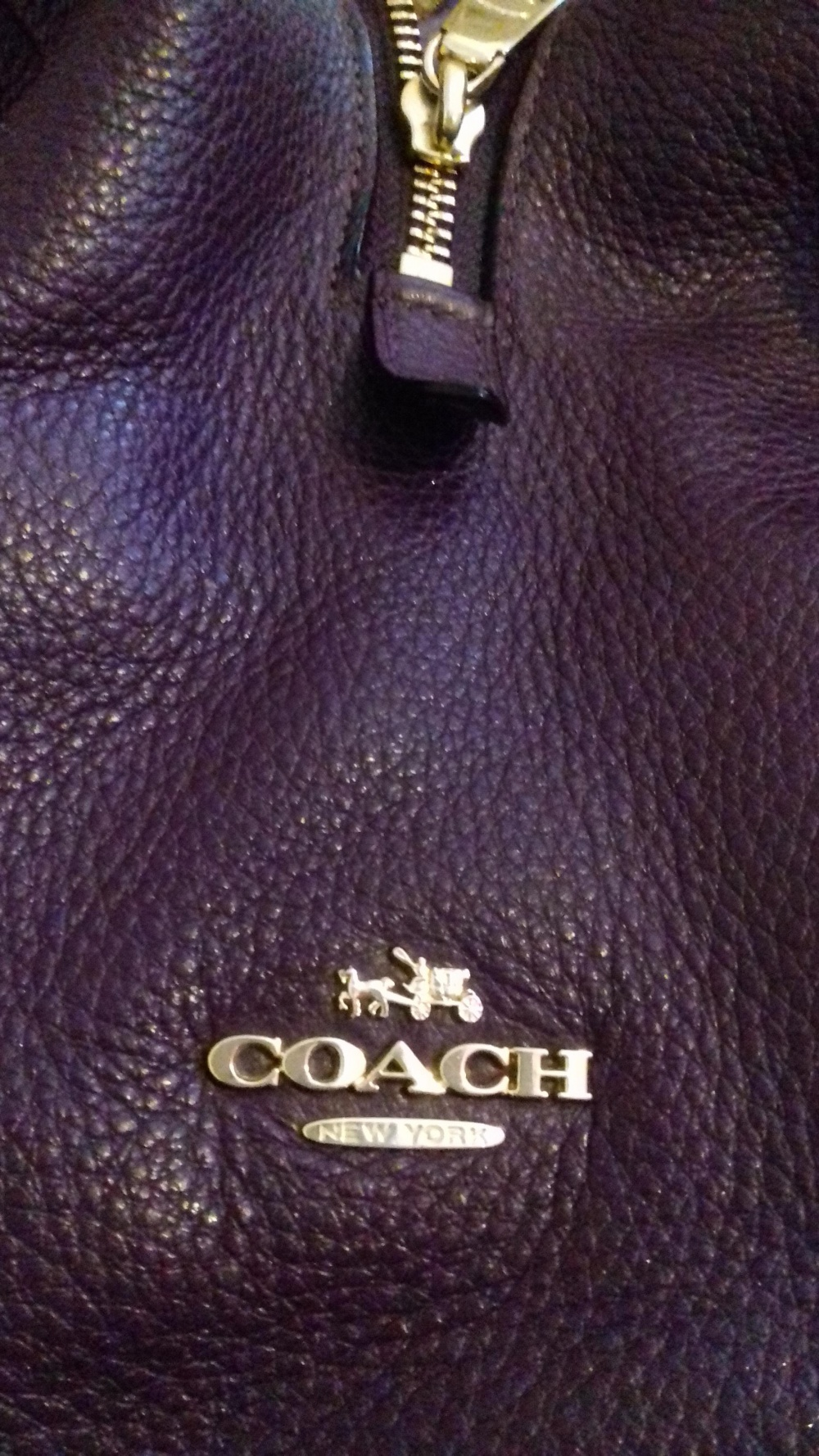 Сумка COACH Madison Phoebe Shoulder Bag.