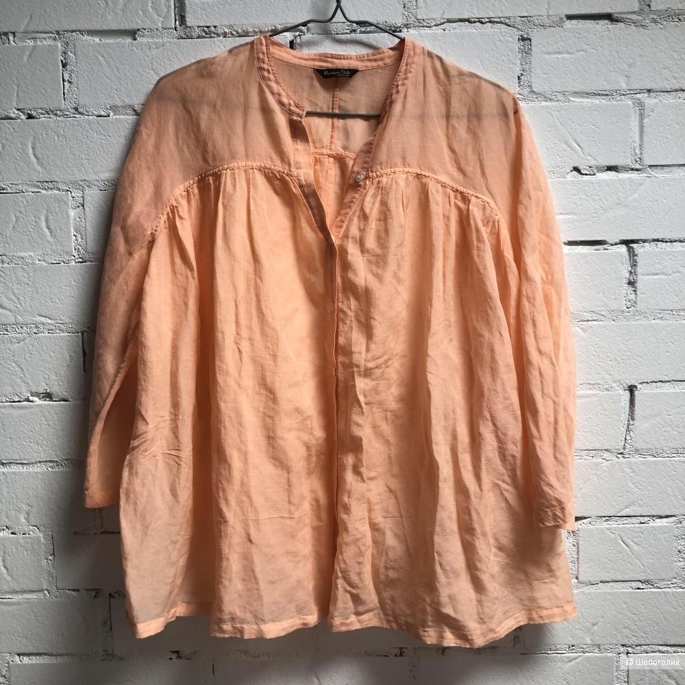 Блузка рубашка Massimo dutti, 42-46