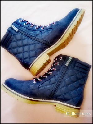 Ботинки женские Tommy Hilfiger 9.5 US