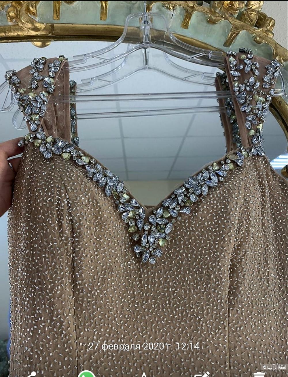 Вечернее платье, Бренд PRINCESS, размер 48 ,us 10