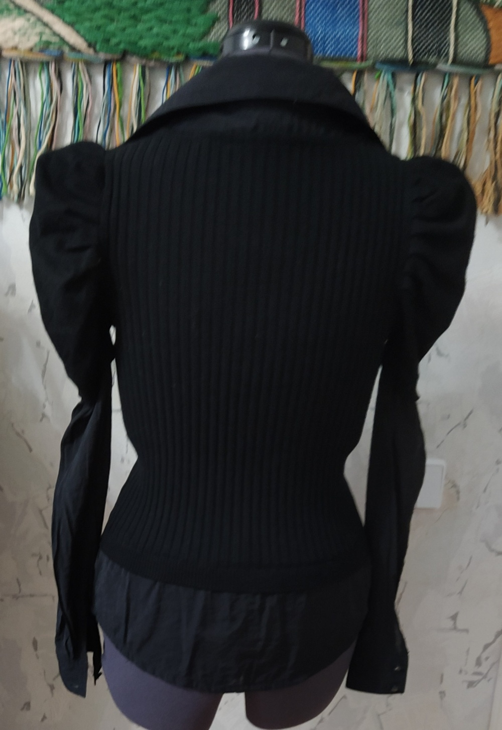 Рубашка ноунейм,М