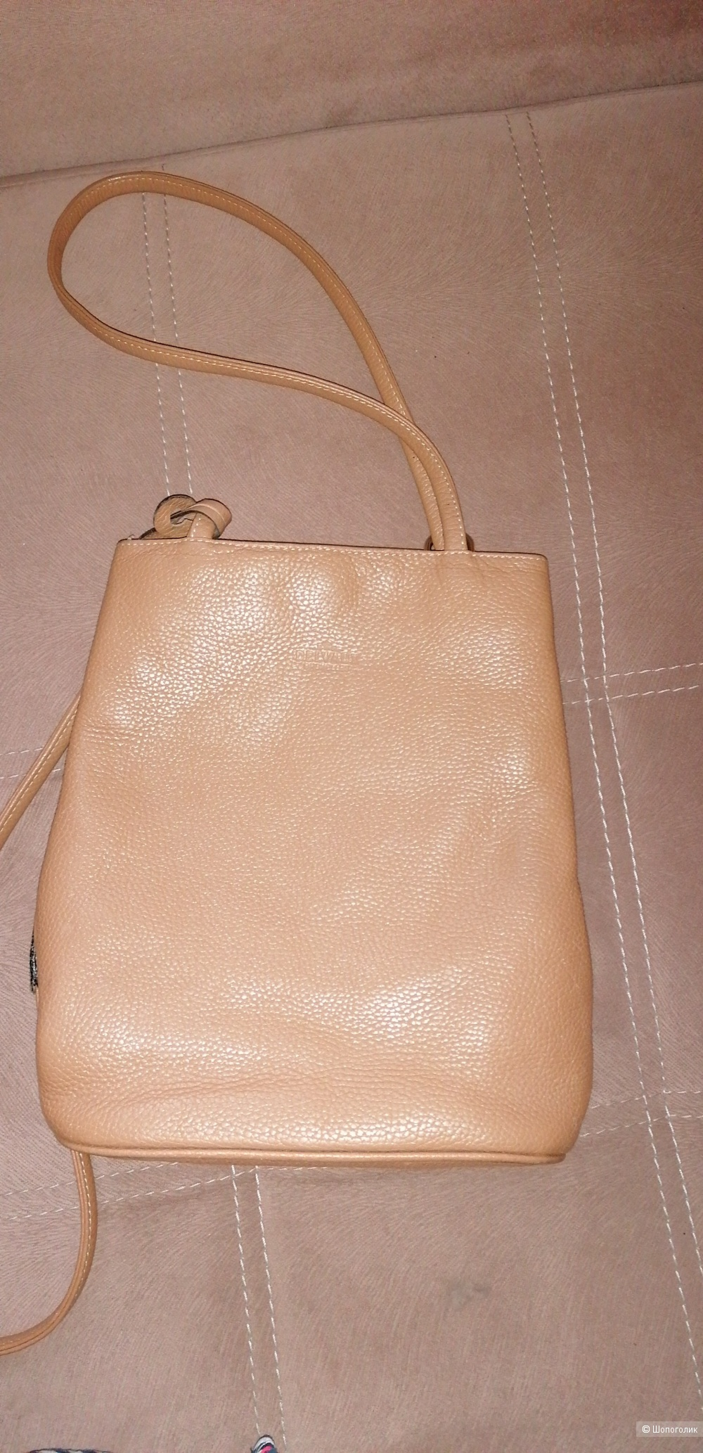 Кожаный рюкзак-трансформер Delvaux
